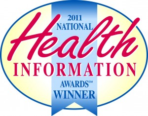 Press Release: Prevent a Second Heart Attack Wins Award in 2011 National Health Information Awards Program!