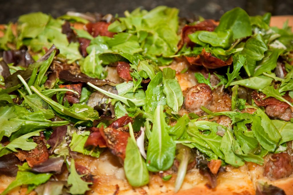 Low Cholesterol Recipe: Awesome Arugula