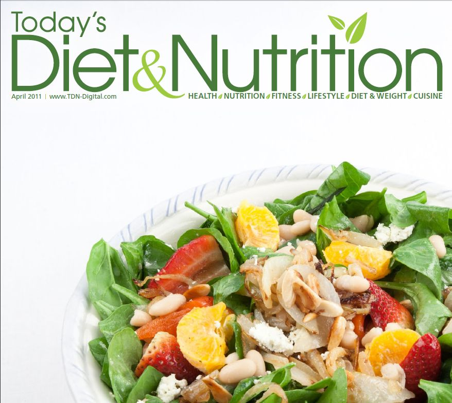 Read my quotes on FLAXSEEDS in Today's Diet and Nutrition article