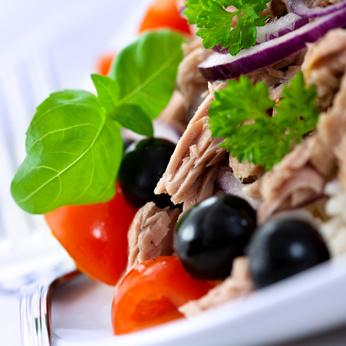 Quick n' Healthy Tuna Salad