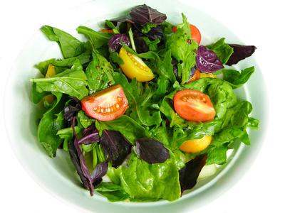Plant Power Salad!