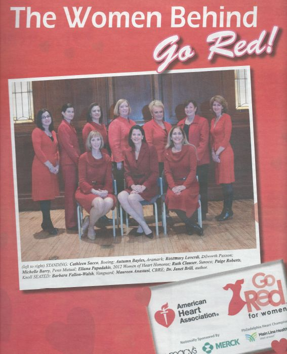 The Women Behind Go Red!