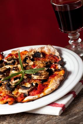 Oh Joy! Pizza for Dinner!