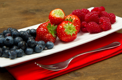 Red, White And Blueberry!