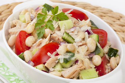 Summer Love! Rachel's Tuna Cannellini Bean Salad