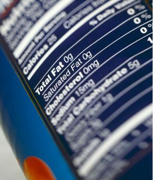 Nutrition Facts Label Turns 20