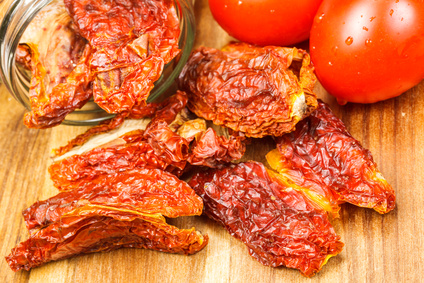 Sun-dried tomatoes – Heart Healthy Food & Low Fat