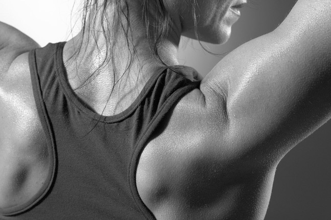 Hit The Gym And Eat Heart Healthy Food To Relieve Muscle Soreness.