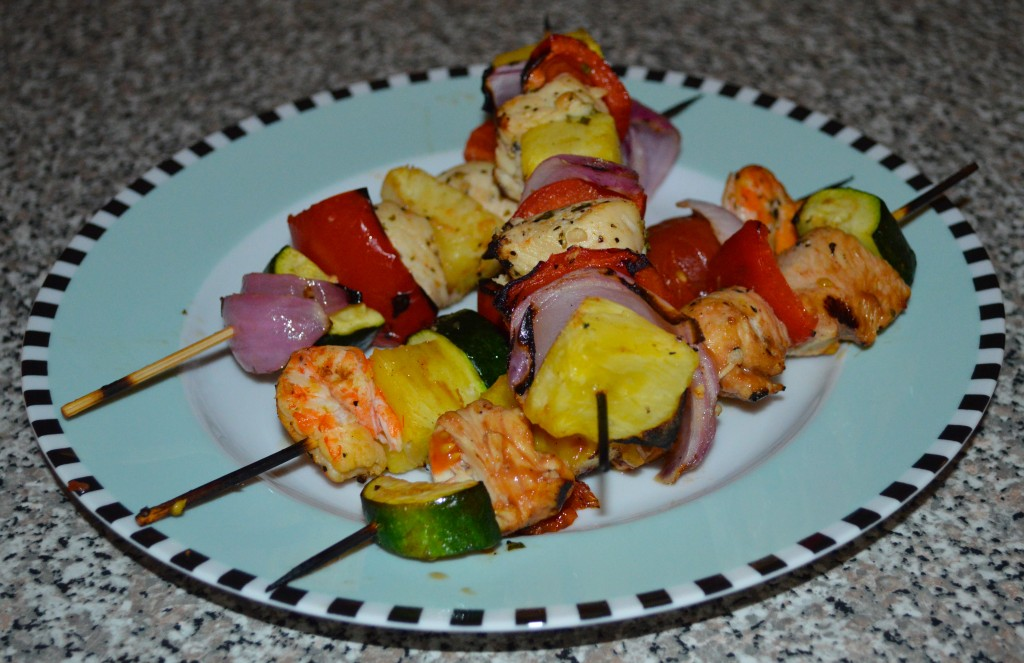 Heart Healthy Food: It's KABOB season
