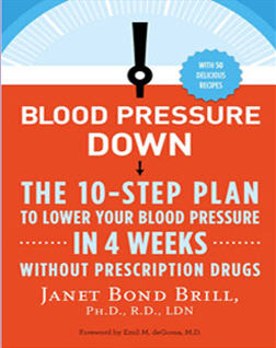 Lower Blood Pressure: A Simple 10 Step Plan Without Prescription Drugs