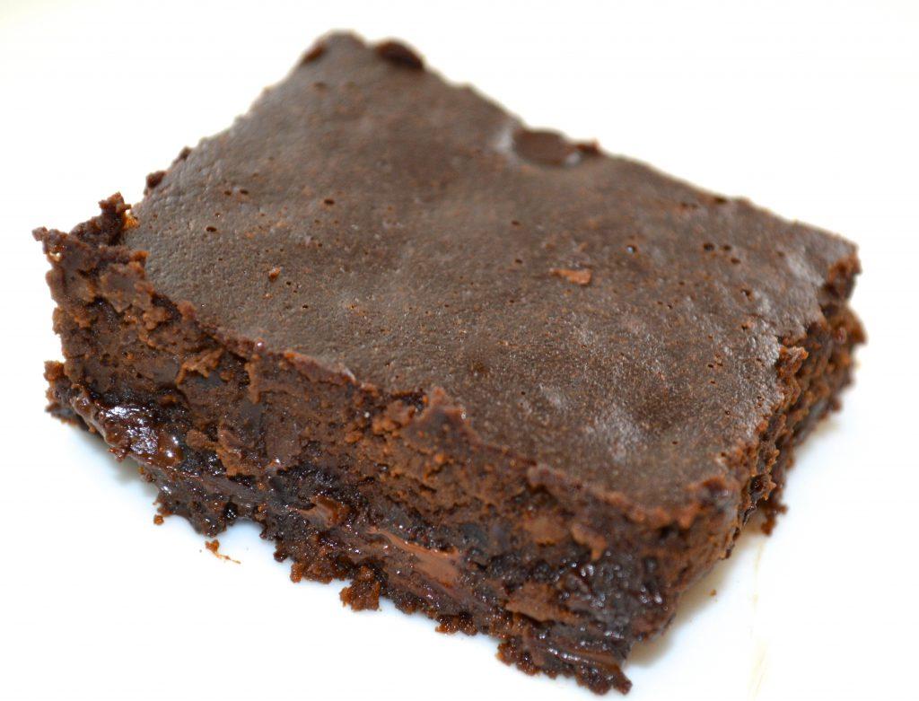 Black Bean Brownies is a Low Cholesterol Food