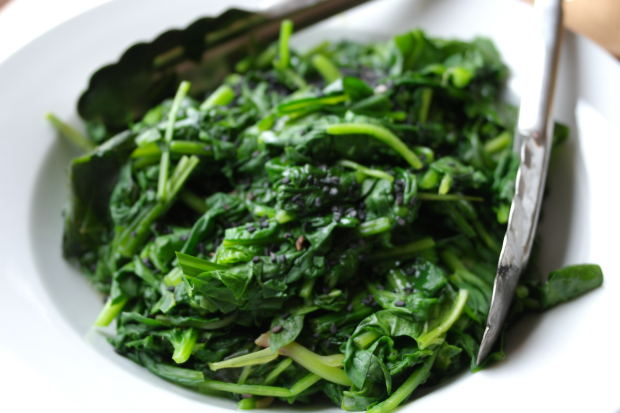 Eat like Popeye!  Lower Your Blood Pressure with Spinach