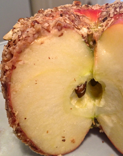 Zero Cholesterol Natural Caramel Apples – Good for Teeth & Health
