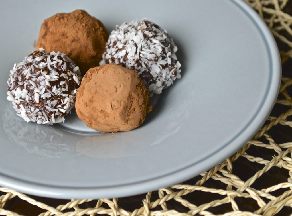 Cocoa Truffles – Heart Healthy Chocolate Recipe