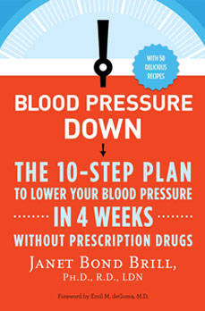 "Blood Pressure Down Book ""Presents a Doable Action Plan"""