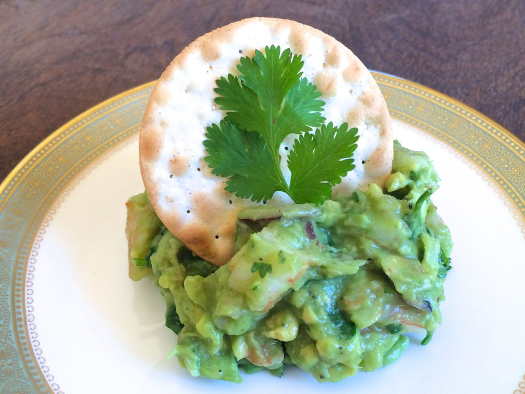 Low Cholesterol Recipe Of Avocado Shrimp Ceviche