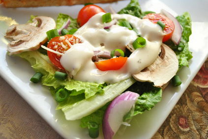 Low Cholesterol Recipe of Light and Creamy Summer Salads