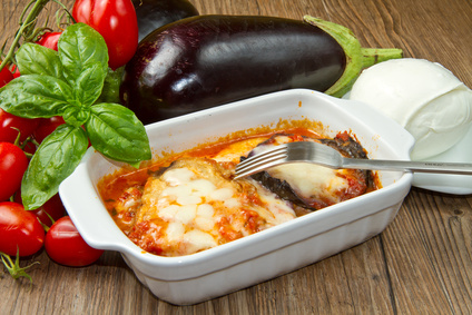 Calcium-packed Heart-Healthy Eggplant Rollatini