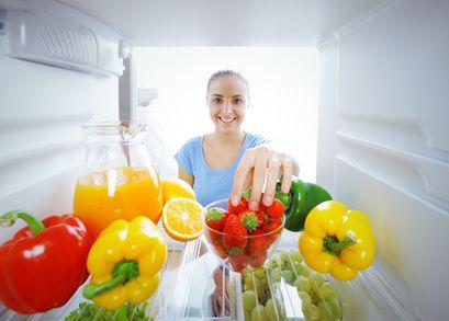 Organize Your Refrigerator for a Healthier YOU!