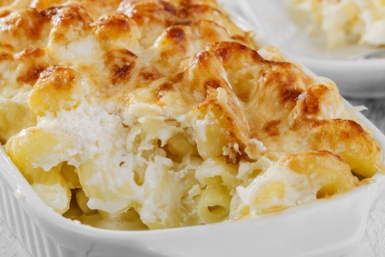 Creamy Whole Grain Mac N Cheese